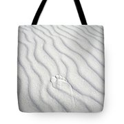 Sand In My Toes Tote Bag