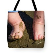 Sand Is Squishy Tote Bag