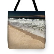 Sand Ledge Tote Bag