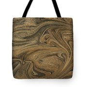 Sand Liquified Tote Bag