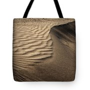 Sand Pattern Abstract - 2 Tote Bag