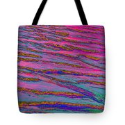 Sand Pattern One  Tote Bag