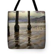 Sand Ripples Tote Bag