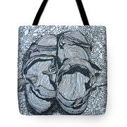 Sandals - Doodle  Tote Bag