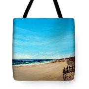 Sandbridge Virginia Beach Tote Bag