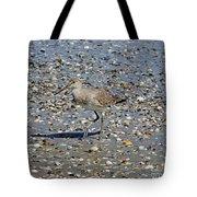 Sandpiper Galveston Is Beach Tx Tote Bag