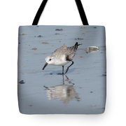 Sandpiper Reflection Tote Bag
