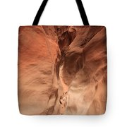 Sandstone Abyss Tote Bag by Adam Jewell