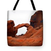 Sandstone Arch Valley Of Fire Tote Bag