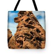 Sandstone Husky Tote Bag