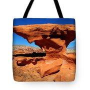 Sandstone Landscape Tote Bag