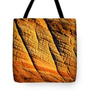 Sandstone Of Time Tote Bag