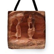 Sandstone People Tote Bag