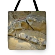 Sandstone Reclining Tote Bag