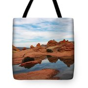 Sandstone Reflections 2 Tote Bag