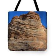 Sandstone Rock Formation Zion National Park Utah Tote Bag