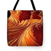 Sandstone Silhouette Tote Bag
