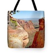 Sandstone Smile Tote Bag