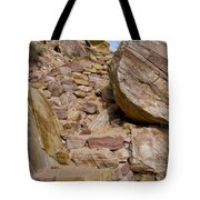 Sandstone Steps Tote Bag