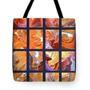Sandstone Sunsongs Golden Oldies Photo Assemblage Tote Bag