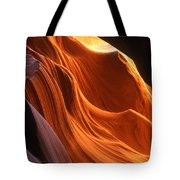 Sandstone Walls Antelope Canyon Arizona Tote Bag