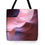 Antelope Canyon Sandstone Waves Tote Bag