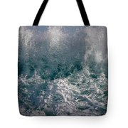 Sandy Beach Backwash Tote Bag