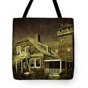 Sandy Hook Beach Home Tote Bag