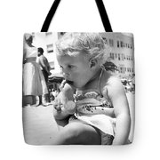 Sandy Toes For Lunch Tote Bag