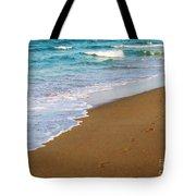 Sandy Toes Tote Bag