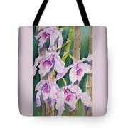 Sandy's Orchids Tote Bag