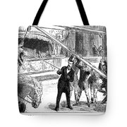 Sanger's Circus, 1884 Tote Bag
