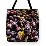 Sangiovese Grapes Tote Bag
