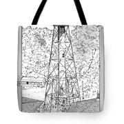 Sanibel Island Light Tote Bag