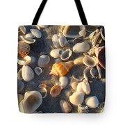 Sanibel Island Shells 2 Tote Bag
