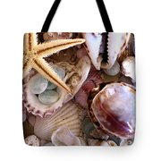 Sanibel Shells Tote Bag