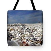 Sanibel Shells Tote Bag