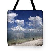 Sanibel Summer Tote Bag