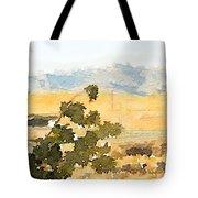 Santa Ana View Tote Bag