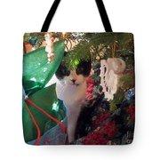 Santa Bring Tuna Tote Bag