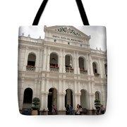 Santa Casa Da Misericordia Tote Bag