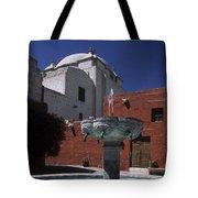 Santa Catalina Convent Tote Bag
