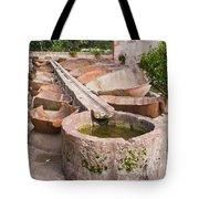 Santa Catalina Monastery Arequipa Peru Tote Bag