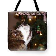 Santa - Christmas - Pet Tote Bag