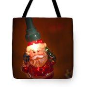 Santa Claus - Antique Ornament - 06 Tote Bag