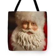 Santa Claus - Antique Ornament - 07 Tote Bag