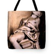 Santa Croche Sculpture Tote Bag