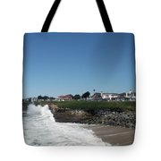 Santa Cruz Coast  Tote Bag