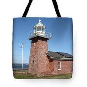Santa Cruz Lighthouse Surfing Museum California 5d23940 Tote Bag