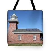Santa Cruz Lighthouse Surfing Museum California 5d23942 Tote Bag